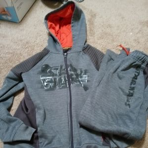 Star Wars jogging outfit